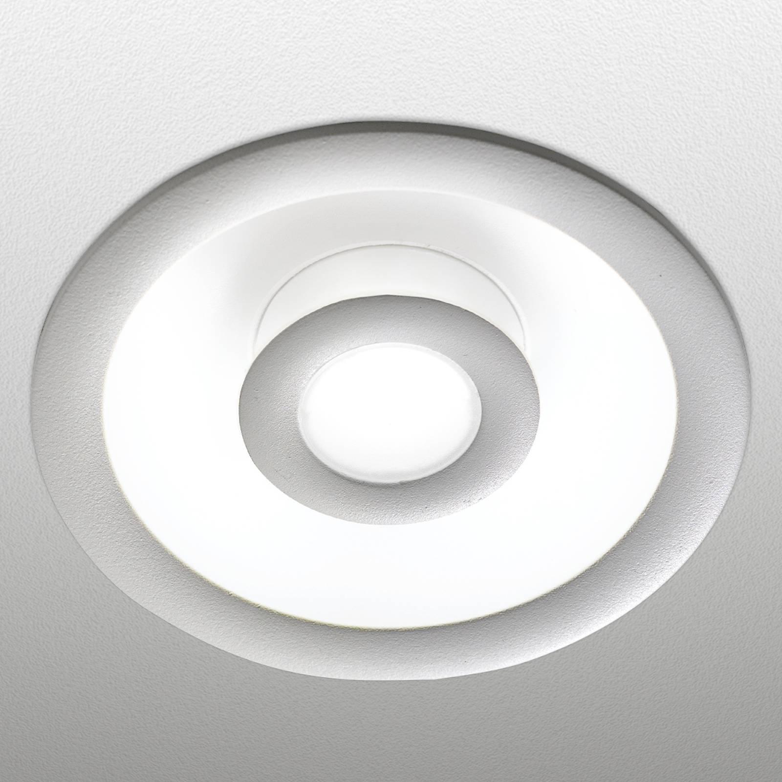 Eclipse innbygget taklampe med LED