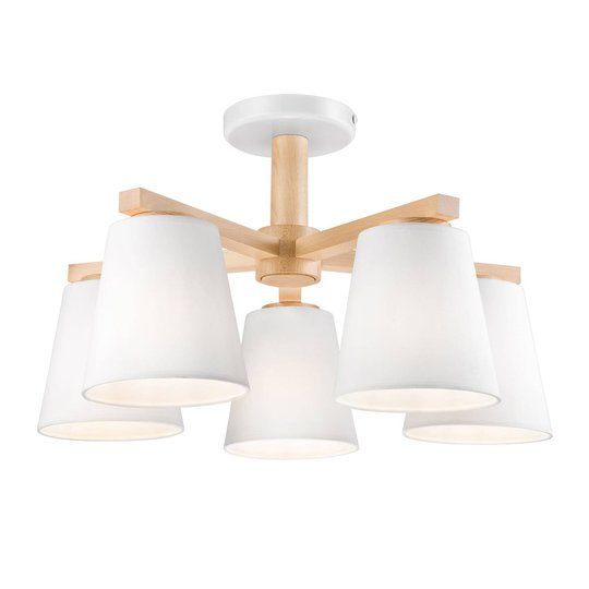 Canditia taklampe, 5 lyskilder