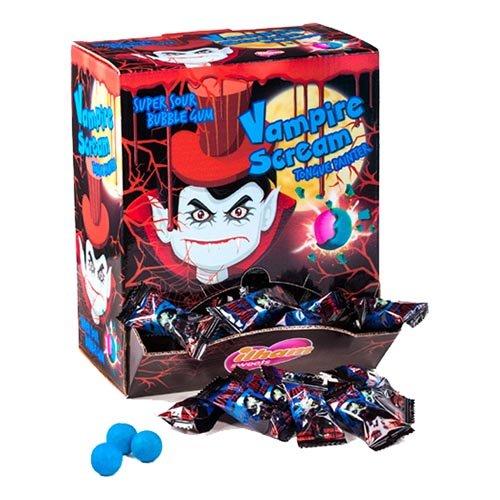 Vampire Scream Tuggummi Storpack - 200-pack