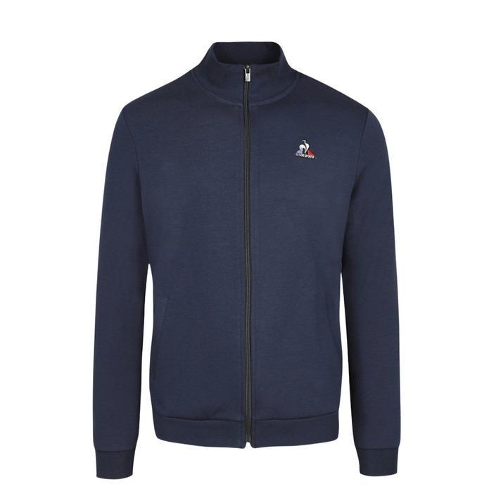 Le Coq Sportif Men's Sweatshirt Bue 270780 - blue 3XL