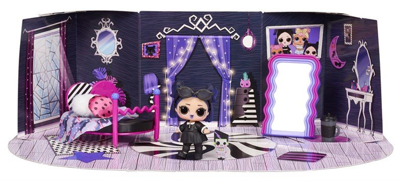 L.O.L. Surprise - Furniture with Doll (Wave 3) - Cozy Zone - Dusk (561736xx3)