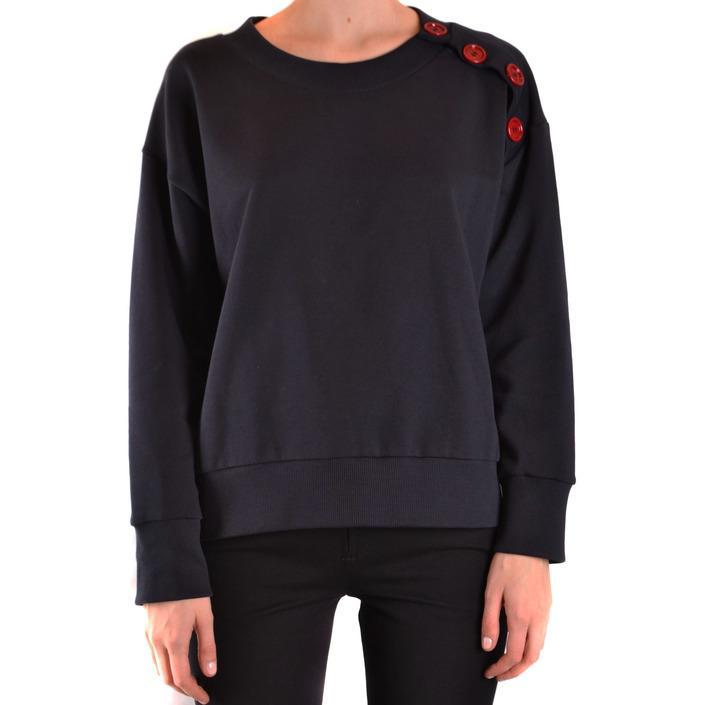 Burberry Women's Sweatshirt Blue 170984 - blue L