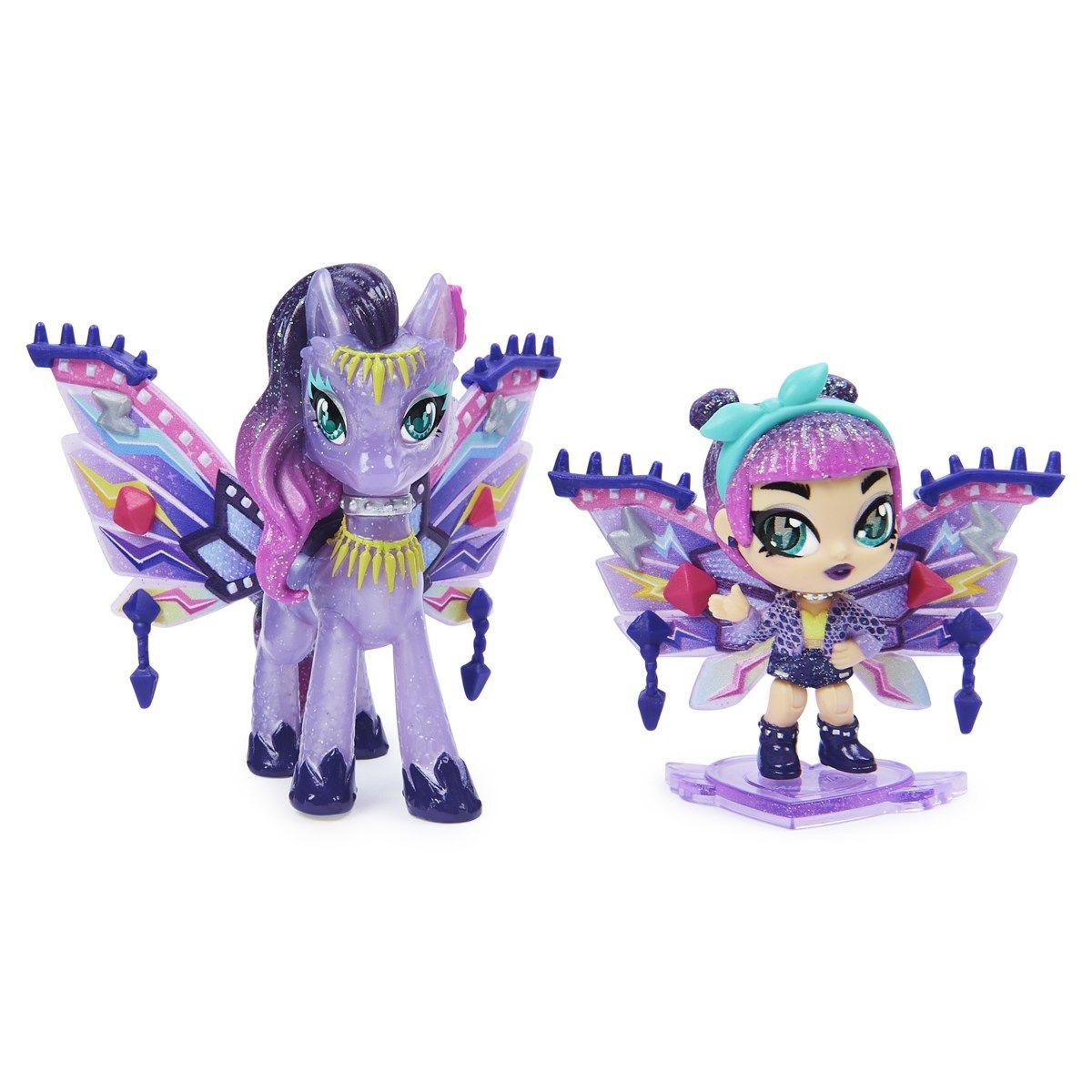 Hatchimals - Pixie Riders Wilder Wings - Ponygator (6059691)
