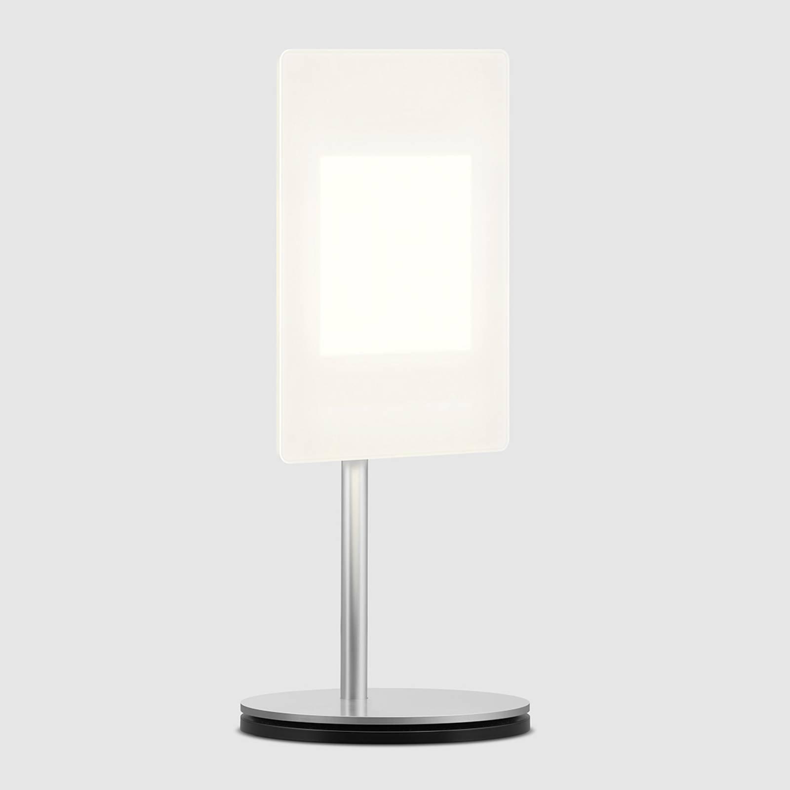 OLED-bordlampe OMLED One t1 med OLED, svart