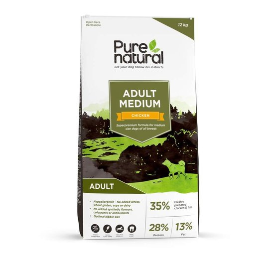 Purenatural Adult Medium (12 kg)