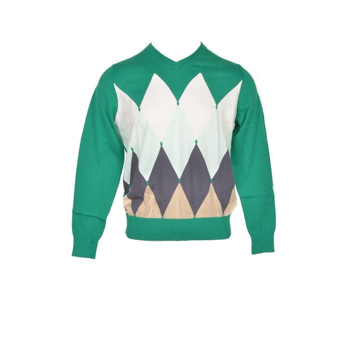 Ballantyne - Ballantyne Men Sweatshirts - green 46