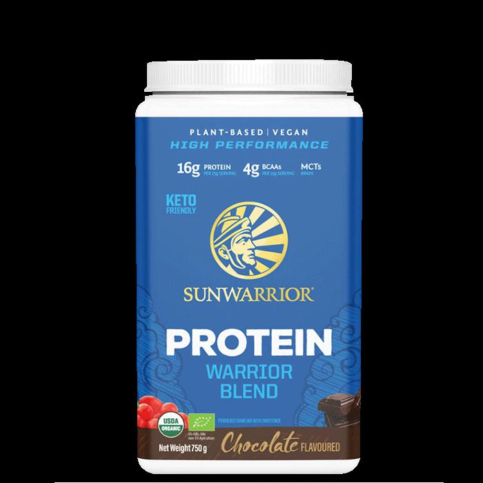 Warriorblend Plant-Based Protein, 750 g