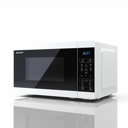 Sharp Yc-ms02ew Mikrovågsugn - Vit