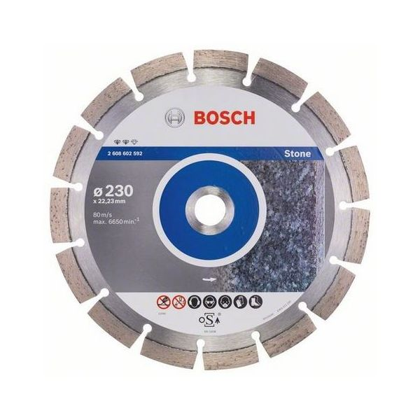 Bosch Expert for Stone Timanttikatkaisulaikka 230x22,23mm