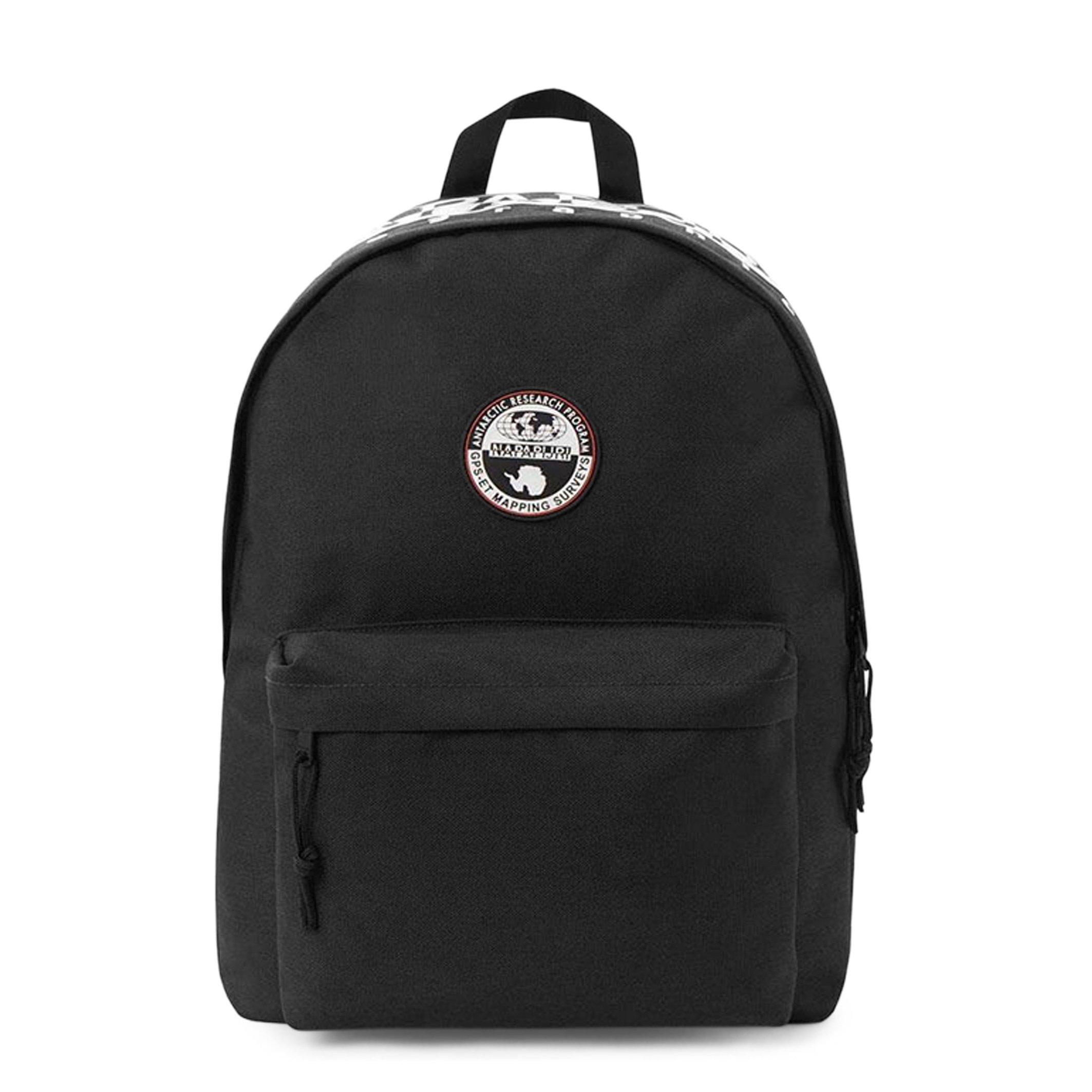 Napapijri Unisex Backpack Various Colours NAP-HAPPY-D - black NOSIZE