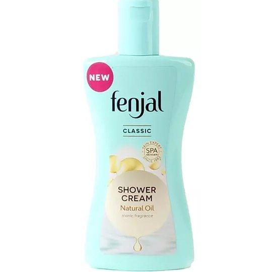 Fenjal Cl.Shower Creme, 200 ml Fenjal Kylpy & Suihku