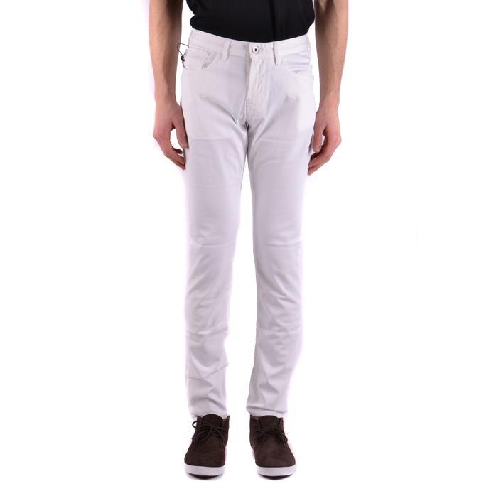 Armani Jeans Men's Jeans White 160868 - white 30