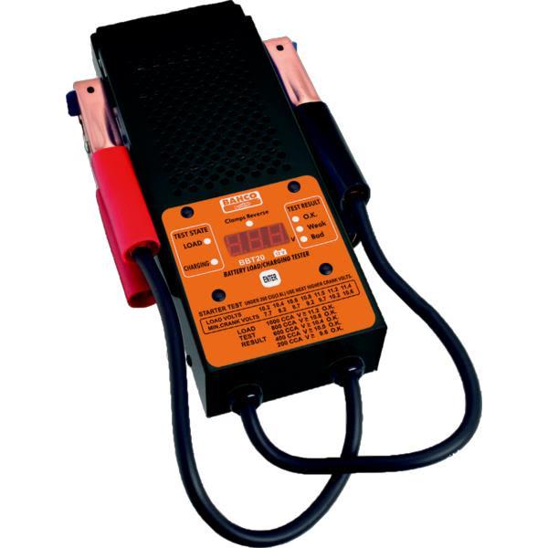 Bahco BBT20 Batteritester 12 V