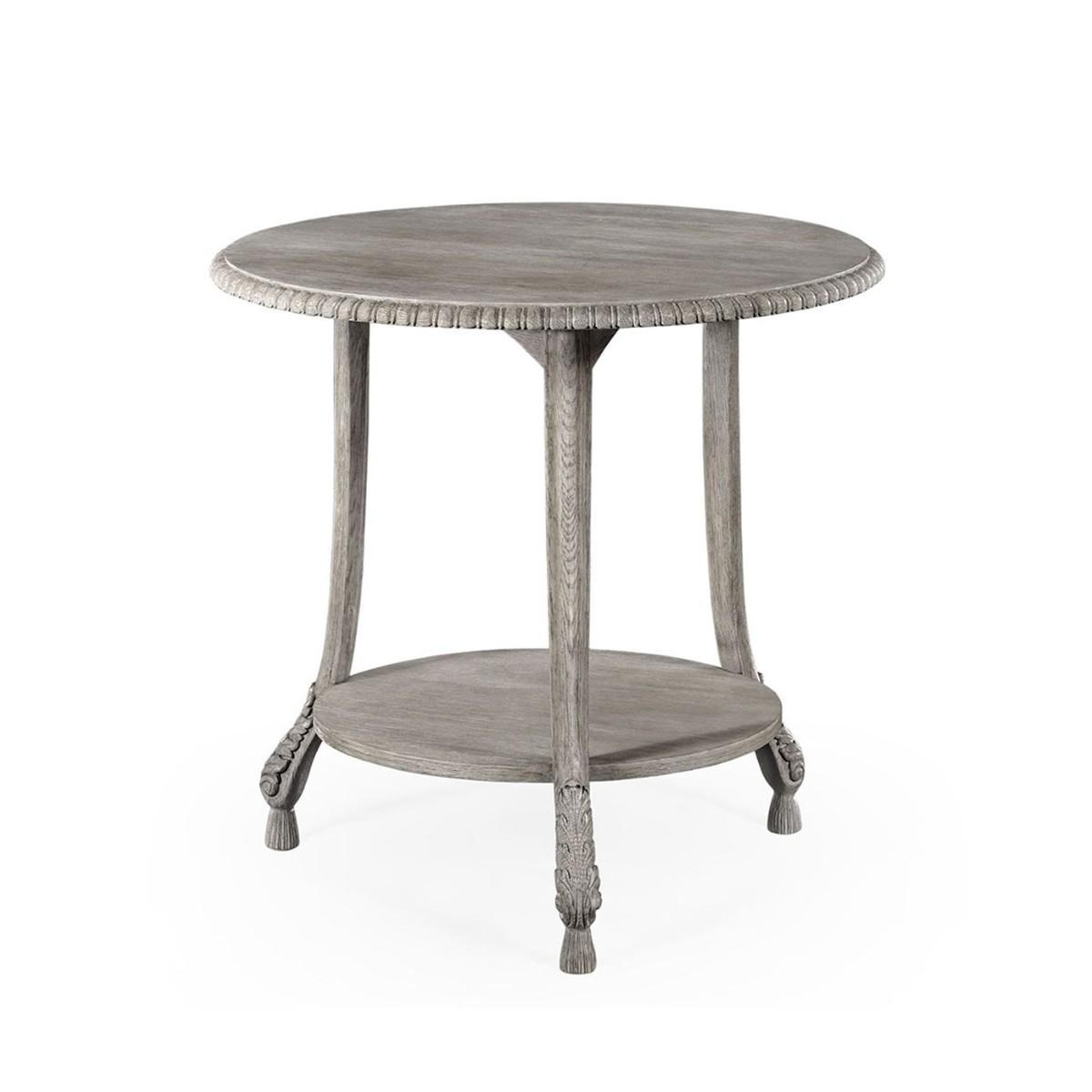 William Yeoward   Moxby Table Greyed Oak