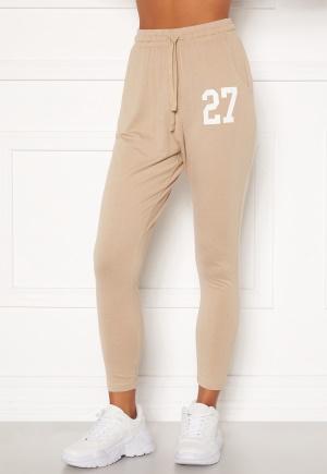 Happy Holly Carolyn pants Light beige 36/38