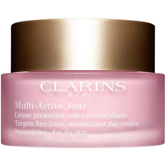 Clarins Multi-Active Jour for Dry Skin, 50 ml Clarins Päivävoiteet