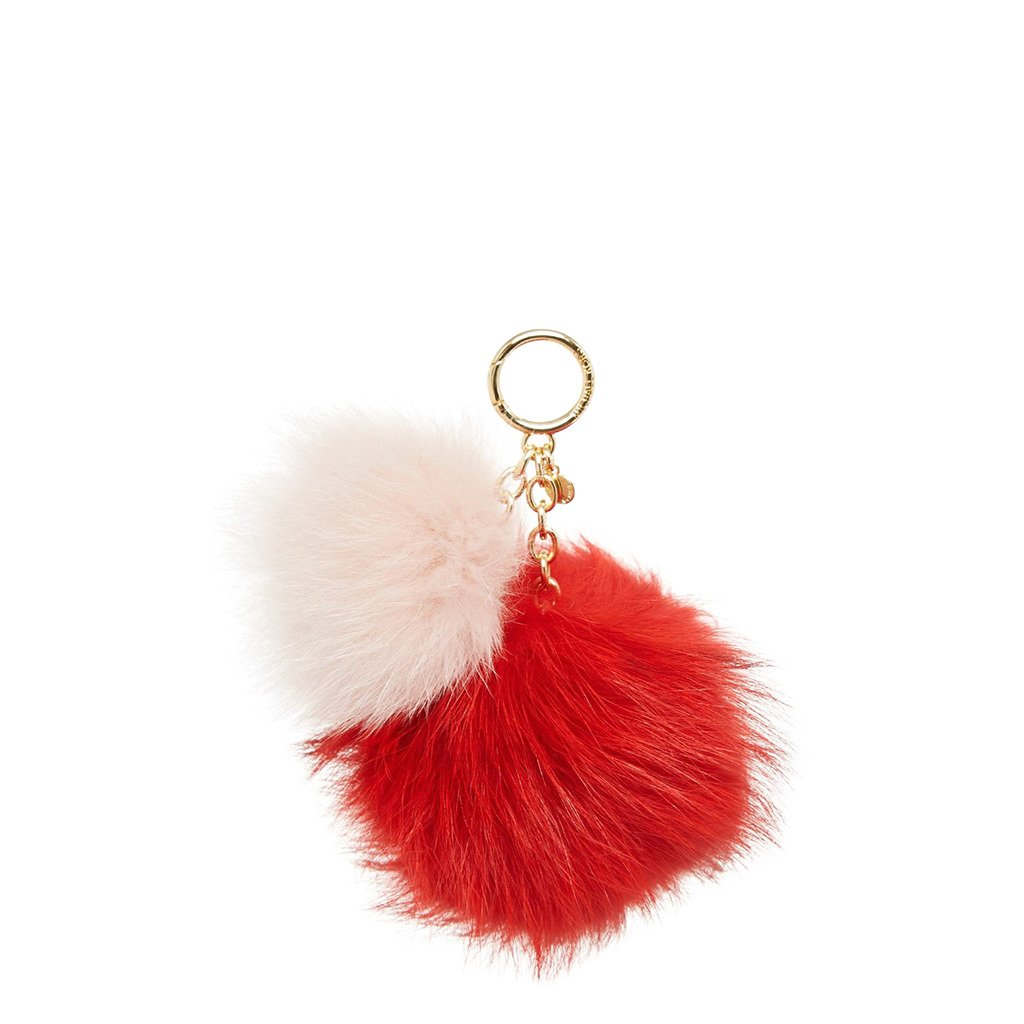 Michael Kors Women's Key Chain Red 32T7GPKK4F - red NOSIZE