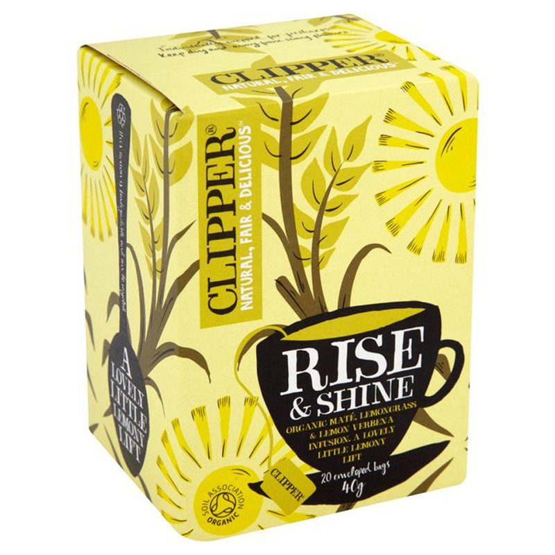 "Maté ""Rise & Shine"" 20 kpl - 67% alennus"