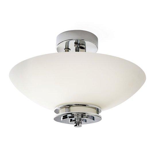 Hendrik -kylpyhuoneen kattovalaisin LEDeillä
