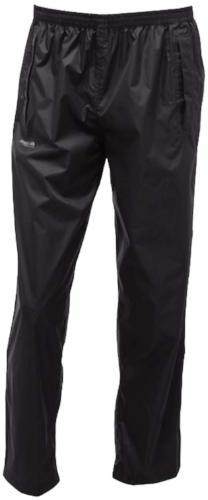 Regatta Unisex Stormbreak Waterproof Over Trouser Various Colours L_W308 - Black M