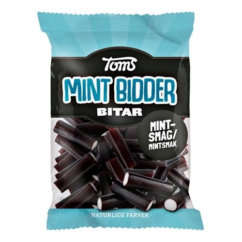 Mintbitar i Påse - 125 gram