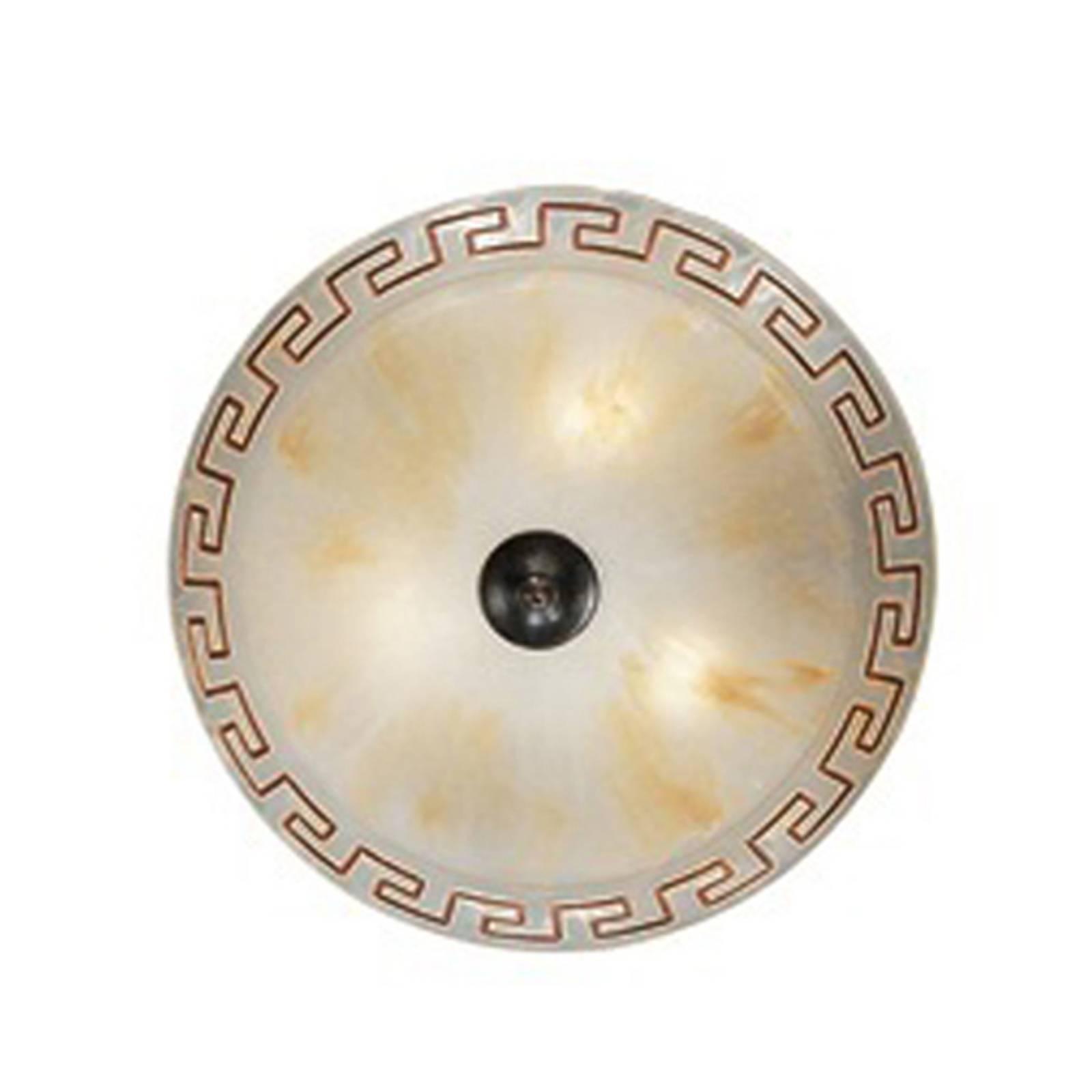 GRECA-kattovalaisin 2-lamppuinen 40 cm