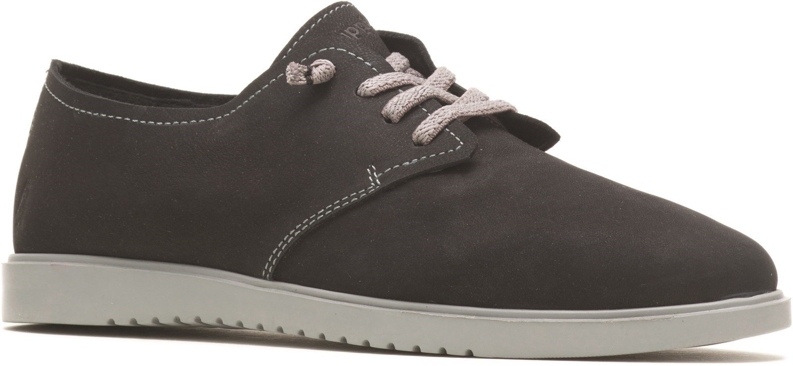 Hush Puppies Women's Everyday Lace Trainer Various Colours 31943 - Black 3