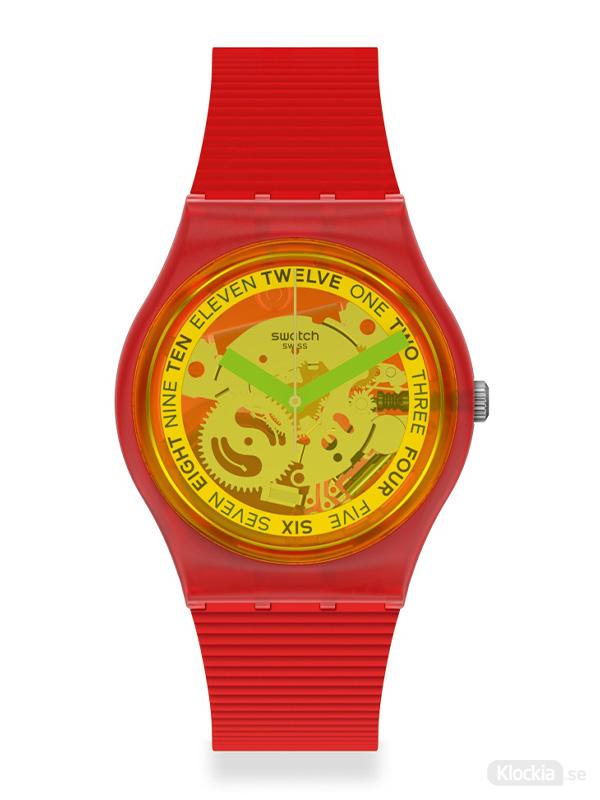 SWATCH Retro-Rosso GR185