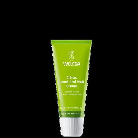 Weleda Citrus Hand & Nail Cream, 50 ml