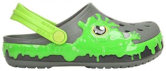 Crocs Fun Lab Clogs, Grey 20-21