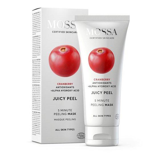 Mossa Juicy Peel 5 Minute Peeling Mask, 60 ml