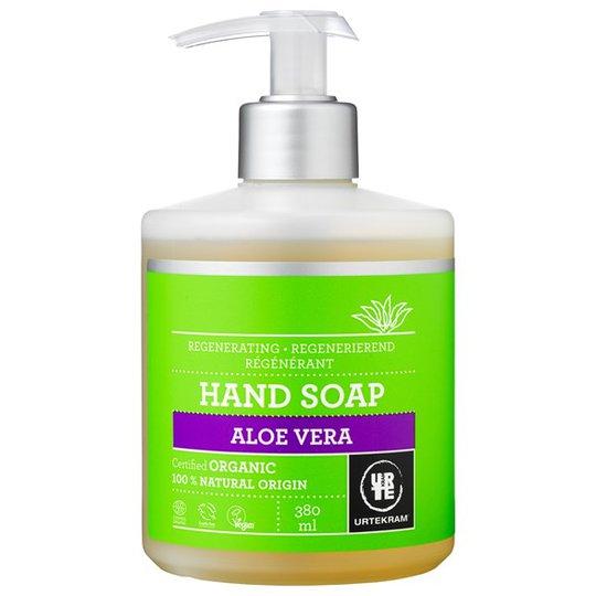 Urtekram Nordic Beauty Aloe Vera Hand Soap, 380 ml