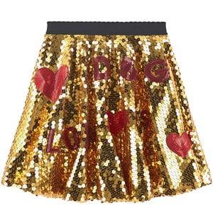 Dolce & Gabbana Mini Me sequined skirt 8 år