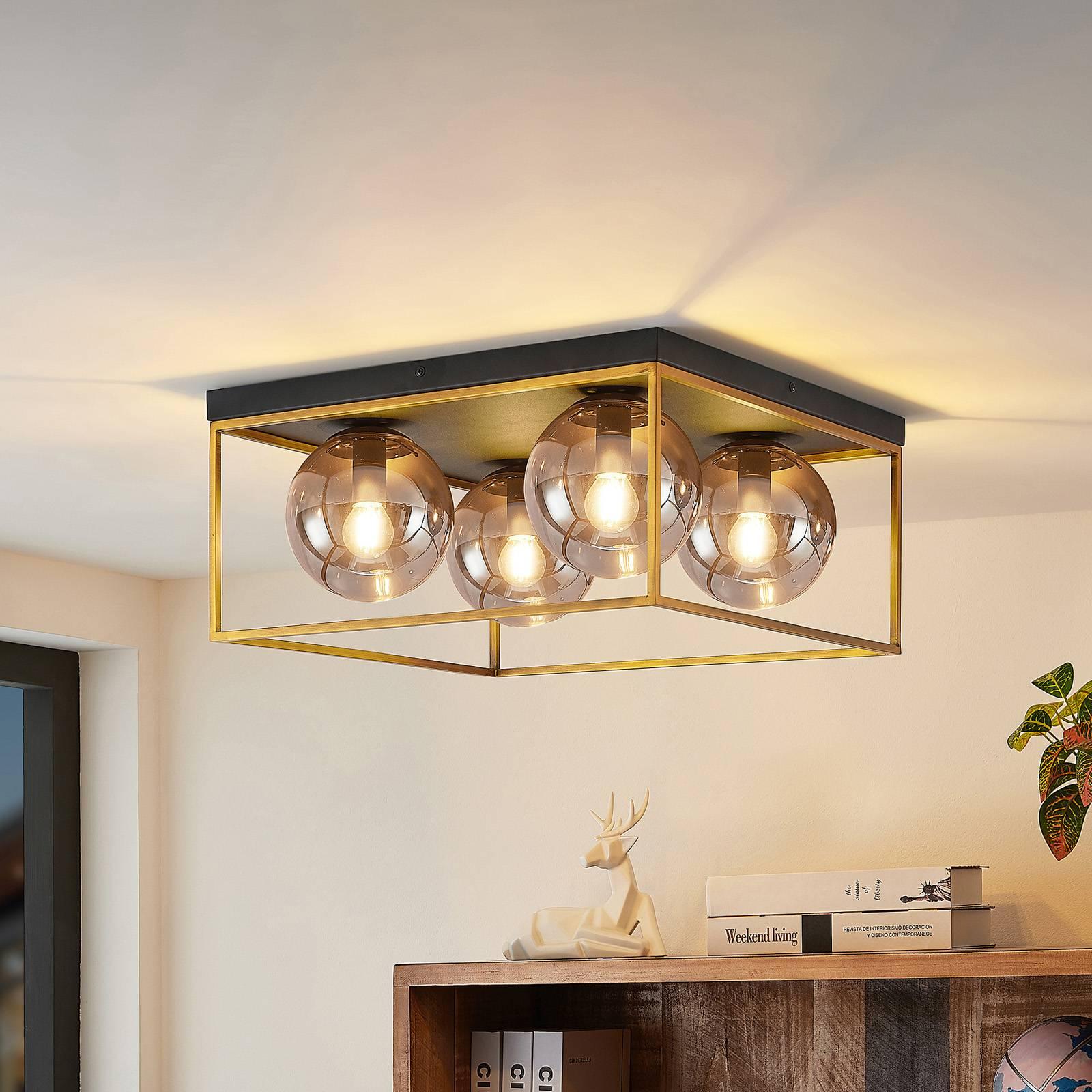 Lindby Josipa -kattovalaisin, 4-lamppuinen