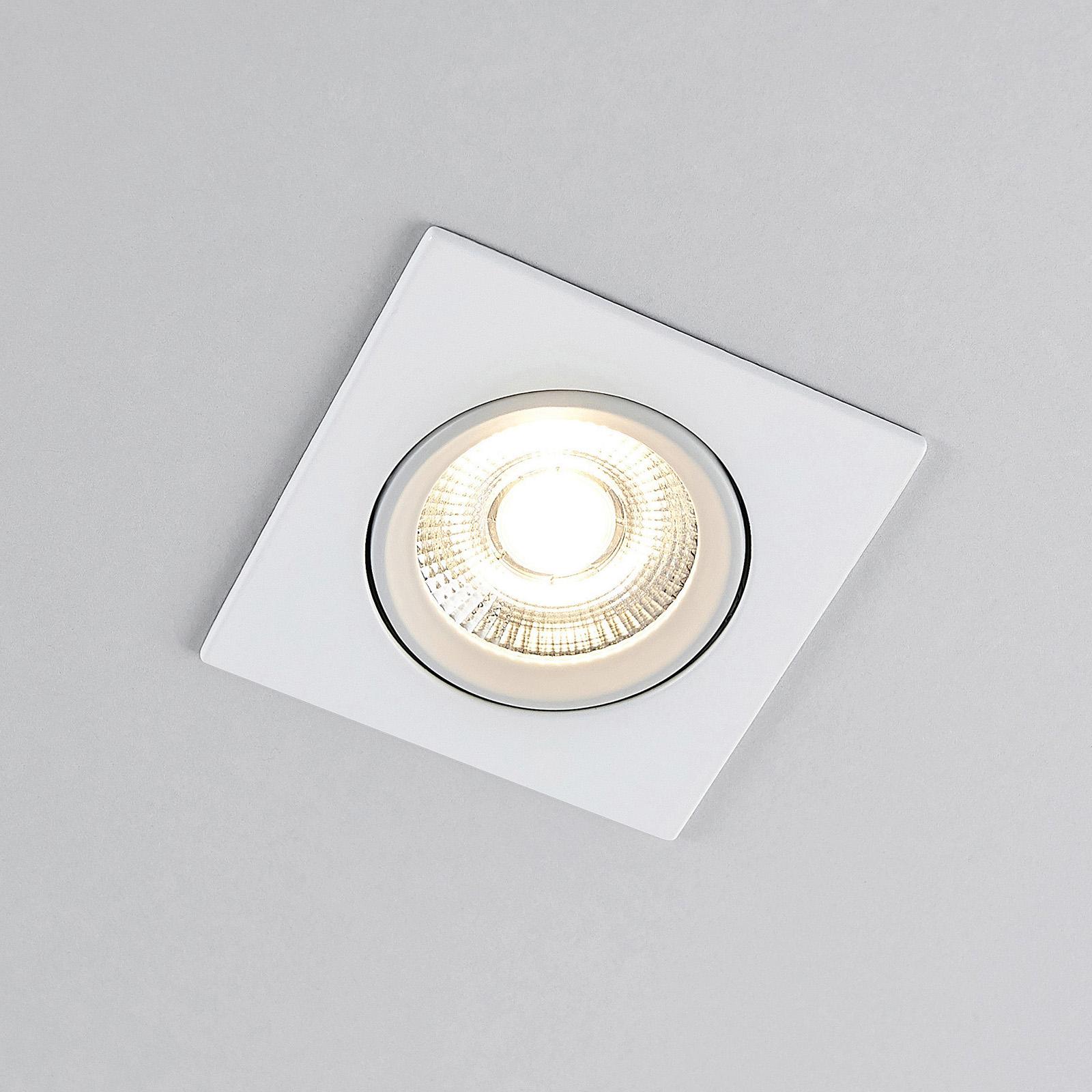 ELC Juno -LED-kohdevalaisin, 3 kpl, valkoinen