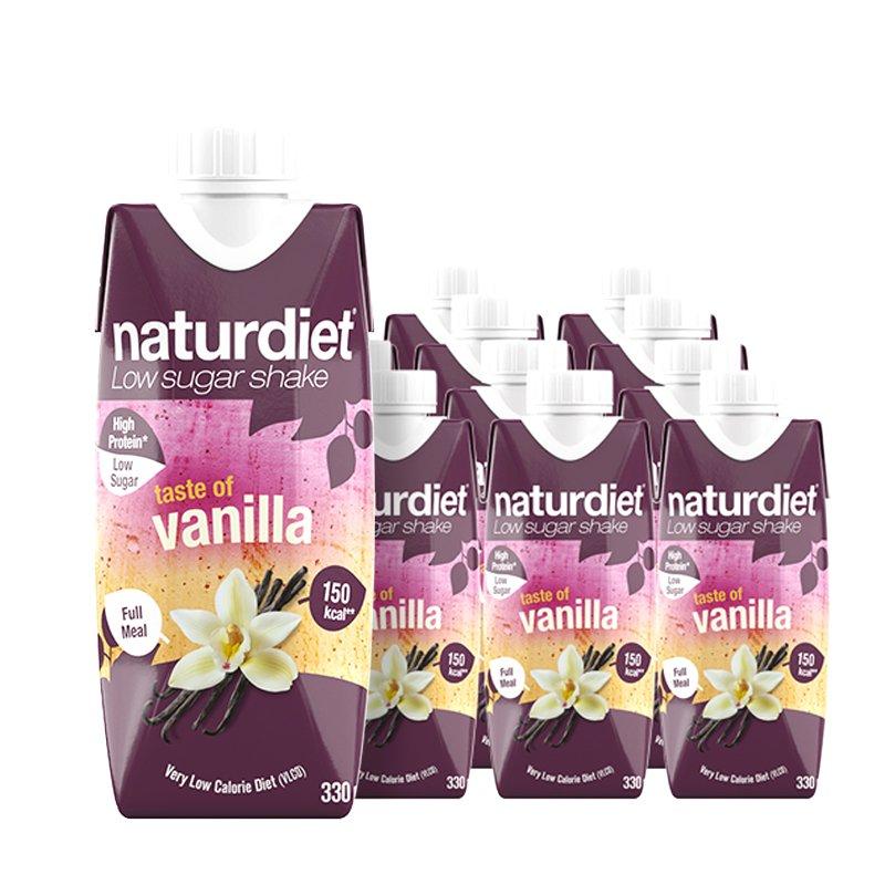 Ruokavalionkorvike Vanilja 12kpl - 32% alennus
