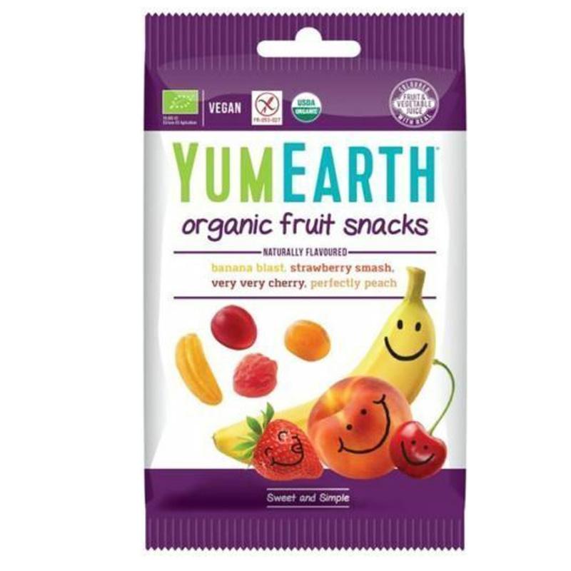 "Eko Godis ""Fruit Snacks"" 50g - 41% rabatt"