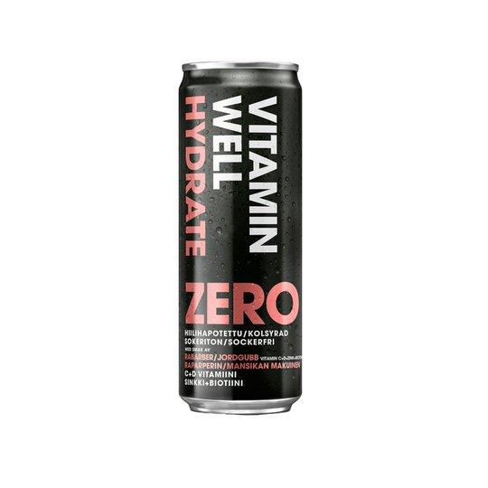 Vitamin Well Zero Hydrate - 37% alennus