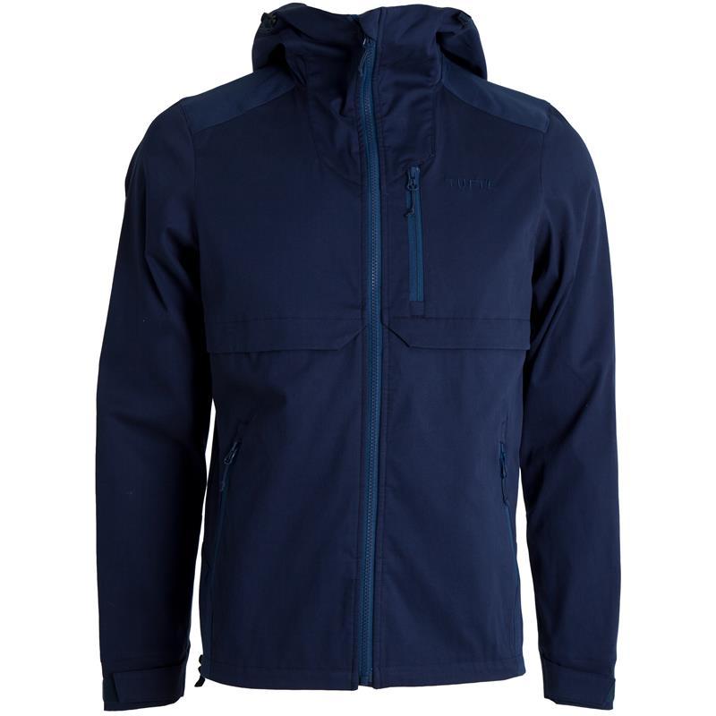 Tufte Mens Jacket XL Ytterjakke-H- Dress Blues/Insignia Blue