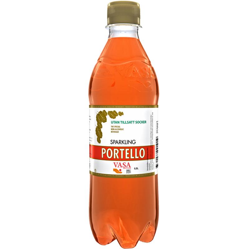 """Läsk """"Portello Sockerfri"""" 50cl - 46% rabatt"""