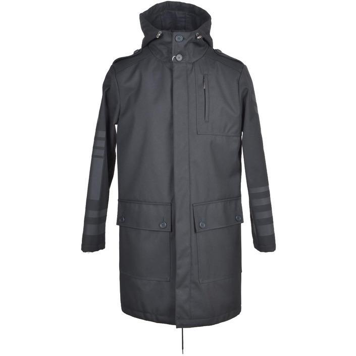 Bikkembergs Men's Jacket Black 321531 - black 48