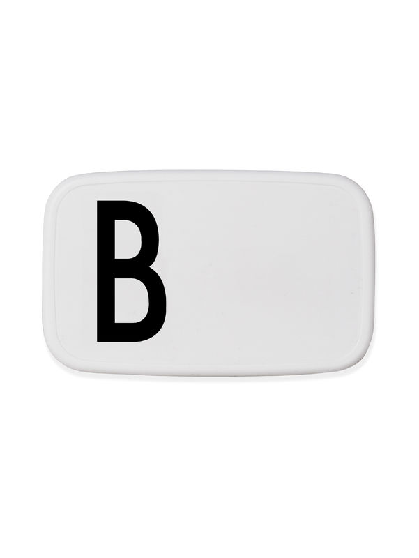 Design Letters - Personal Lunch Box - B