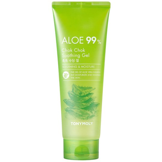 Aloe Chok Chok 99% Soothing Gel, 250 ml Tonymoly Kasvovoiteet