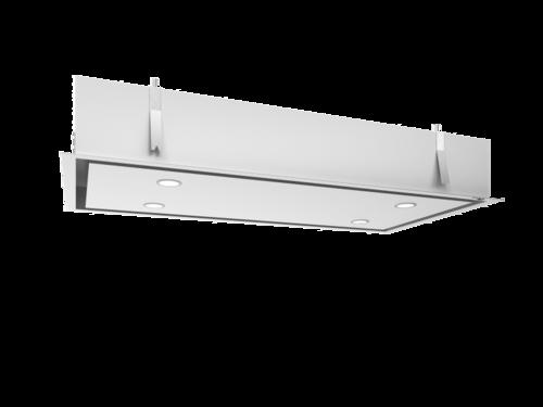 Thermex Newcastle Maxi 120x60 Takintegrerade Köksfläkt - Vit