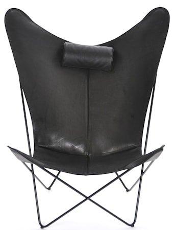 KS Chair Flaggermuslenestolen - Black/black