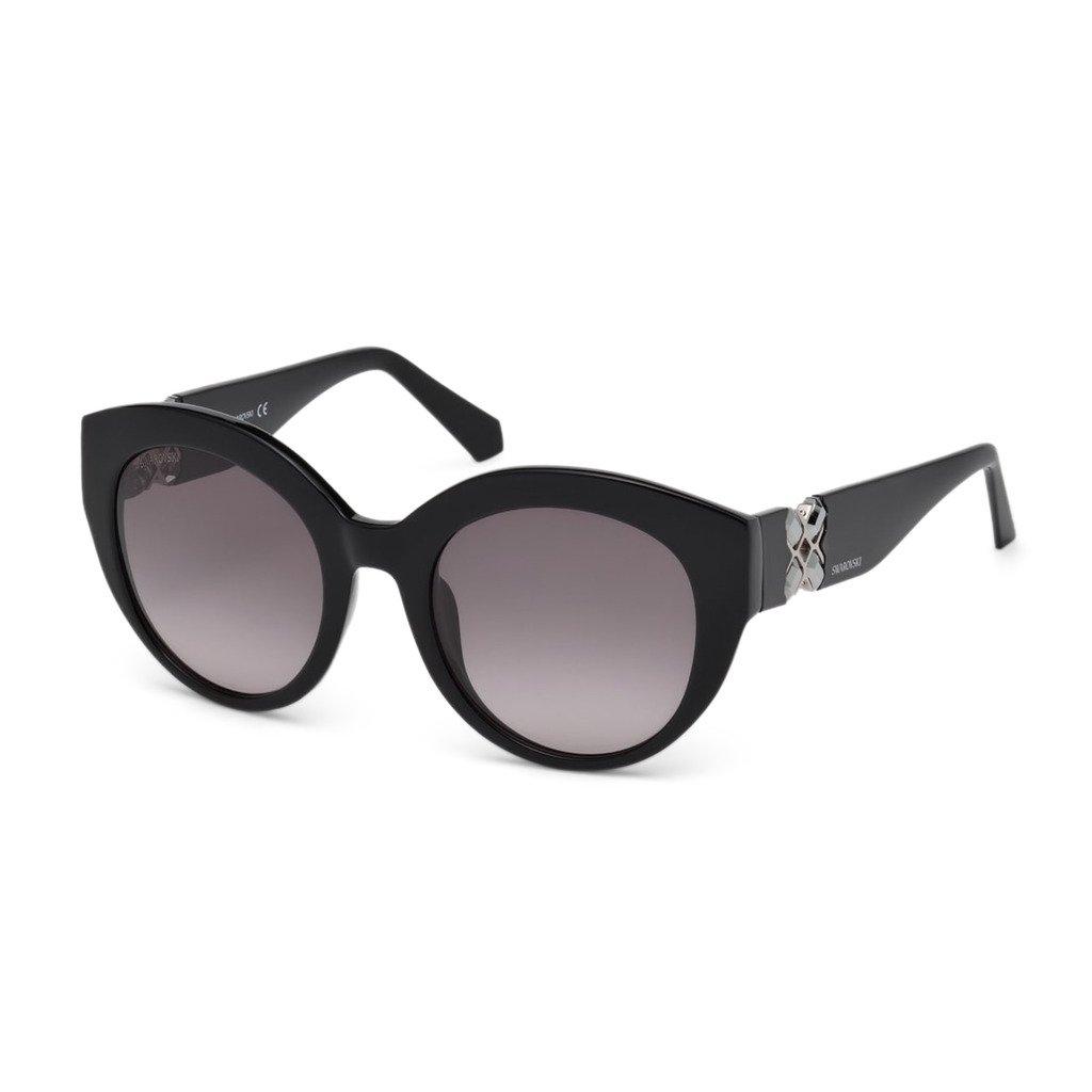 Swarovski Women's Sunglasses Various Colours SK0140 - black NOSIZE