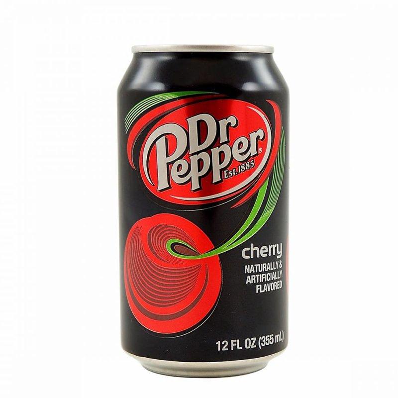 Dr Pepper Cherry - 22% rabatt