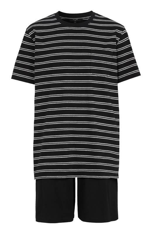 Cellbes Pyjamas Svart Randig