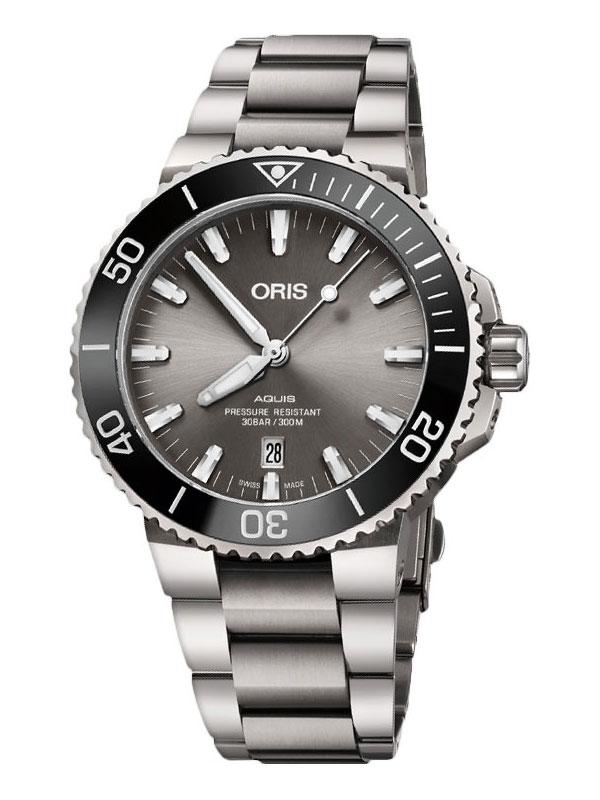 ORIS Aquis Titanium Date 43,5mm 733-7730-7153-07-8-24-15PEB