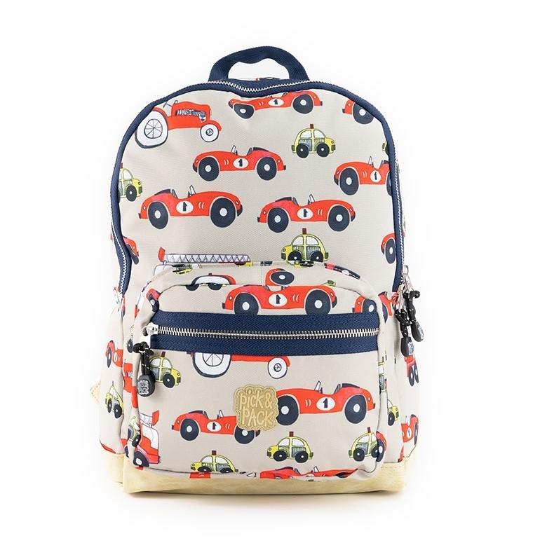 Pick & Pack - Backpack 10 L - Cars Dessert (515486)